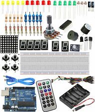 [Sintron] Uno R3 Board Starter Kit + PDF file for Arduino AVR MCU Learner ,in AU