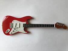 Mike Rutherford Genesis Mike and the Mechanics AUTOGRAPHED mini guitar-see proof
