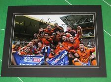 Wolverhampton Wanderers Wolves 2017/18 EFL Champions Photo Signed x 13 Players