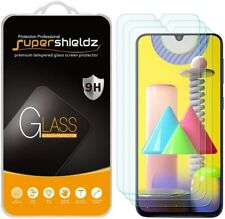 3X Supershieldz Tempered Glass Screen Protector for Samsung Galaxy M31