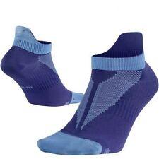 Nike Elite Lightweight Running Socks Blue UK 9 - 10.5 EUR 44 - 45.5