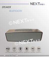 CASSA AMPLIFICATA RADIO FM LETTORE MP3 USB AUX SD BLUETOOTH
