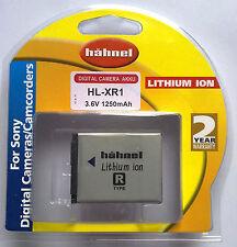 Original Hähnel AKKU HL-XR1 3.6V 1250mAh 4.5Wh Sony Type NP-FR1 für DSC-F88,P100