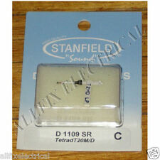 Tetrad T20MD Compatible Turntable Stylus. - Stanfield Part No. D1109SR
