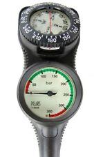 Polaris TOP-LINE Console : manomètre et tauchkompass NEUF de revendeur