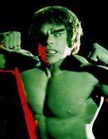 GLOSSY PHOTO PICTURE 8x10 Lou Ferrigno Hulk Shirtless