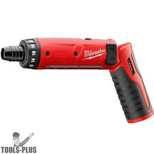 """New listing Milwaukee 2101-80 M4 4V 1/4"""" Hex Screwdriver (Tool Only)"""