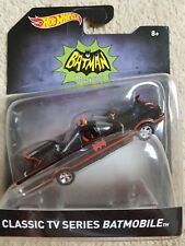 Hot Wheels Batman Classic TV Series Batmobile Mattel 2017