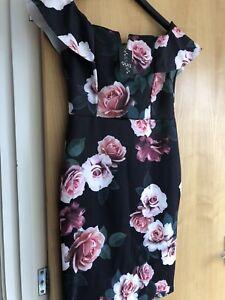 Quiz Size 12 Floral Dress