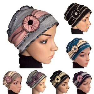 HEADWEAR  FOR HAIR LOSS, CHEMO, ALOPECIA, CANCER, COMPLETE COVERAGE