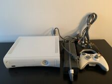 New listing Microsoft Xbox 360 Console System White Bundle Tested & Working
