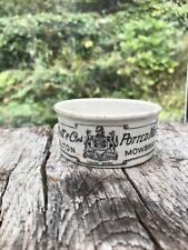 More details for antique meat paste pot tebbutt &co melton mowbray