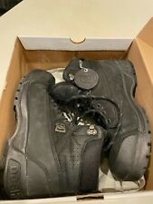DC Shoes Mens Nomad WR Leather Boots black Size 9