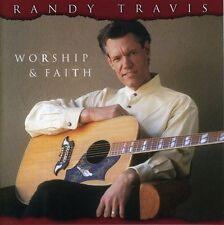 Randy Travis - Worship & Faith [New CD]