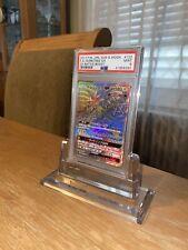 Psa 9 Mint Japanese Pokemon Xurkitree Gx Full Art Hyper Secret Rare Trading Card