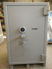 Used Chubb Torch and Tool Resistant High Security Bankers,Jewelry Safe