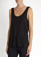 The Row tank top MK Ashley High End Barneys Pique Seam James Shirt S $225 EUC