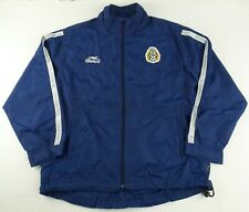 Vintage Atletica Mexico National Team Full Zip Windbreaker Jacket Size Mens L