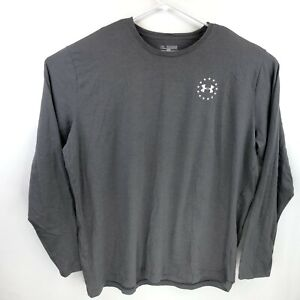 Under Armour Mens Long Sleeve Wounded Warriors Project Shirt Size 3xl