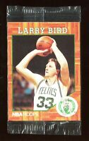 Larry Bird 1991 NBA Hoops Legend Promo Video Card Boston Celtics Sealed Rare *1