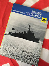 IJN SUBMARINE CHASERS & PATROL BOATS Japanese Navy MARU SPECIAL Book Vol 49