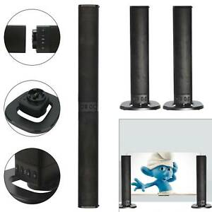 Bluetooth TV Soundbar Wireless Home Theater Detachable Sound Bar 4 Speakers