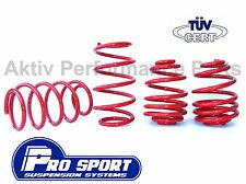 Pro Sport Vauxhall Corsa B lowering springs -60mm spring kit 1.2i 1993-2000