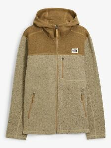 The North Face Gordon Lyons Full Zip Hoodie Brown XXL Genuine  NEW with TAGS