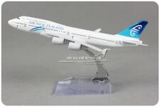 AIR NEW ZEALAND BOEING 747 Passenger Airplane Plane Aircraft Metal Diecast Model