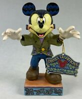 "ENESCO JIM SHORE DISNEY TRADITIONS - HALLOWEEN MICKEY MOUSE FIGURE - 5.30"" NEW"