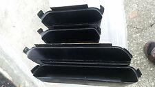 E36 DOOR PANEL Storage POCKETS 325 328 323 318 Convertible Coupe 92-99 OEM BLACK