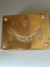 ANTIQUE GERMAN MATCH BOX