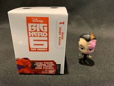 "BAN DAI BIG HERO 6 Vinyl Figure ""Mystery Mini"" Series 1, OBAKE."