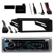 Harley Marine Radio 98-2013 Install Kit/Adapter,Marine Kenwood CD USB iPod Radio