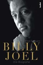 BILLY JOEL- DIE BIOGRAFIE - GEBUNDEN - NEU !!! ORIGINAL VERSCHWEISST