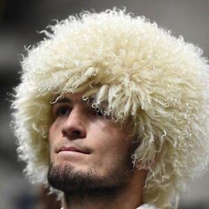 Russian caucasian headdress papakha. Handmade. Khabib Nurmagomedov hat