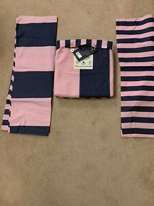Jack Wills Berkeley Double Duvet Cover BNWT and 2 pillowcases (no tags)