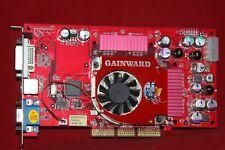 Gainward Nvidia GeForce FX5200U (Ultra) 128MB, AGP Graphics Card (G63020AIP0J0)