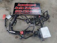 6.0L ENGINE COMPLETE  WIRE HARNESS CHEVY SILVERADO 2500 01 2WD