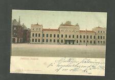 1906 Used Postcard Statehouse Sundsvall Sweden Stadshuset