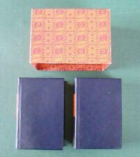 DDR Minibuch - Nicolas Chorier Die Gespräche der Aloisia Sigea - 2 Bände - 1984