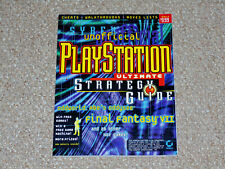 1997 Sybex Unofficial PlayStation Ultimate Strategy Guide