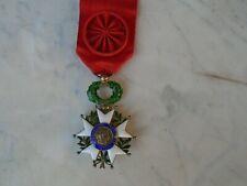 Médaille LÉGION D'HONNEUR OFFICIER 3e RÉPUBLIQUE