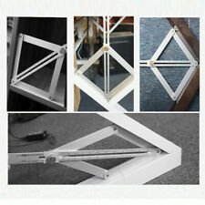 Stainless Steel Corner Angle Finder Ceiling Square Protractor Multi-angle A3U