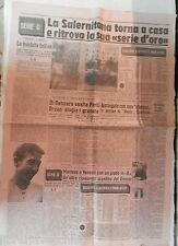 CALCIO SALERNITANA MARSALA DI GENNARO GAGLIARDI CALABRESE FIORENTINA CATANIA DI