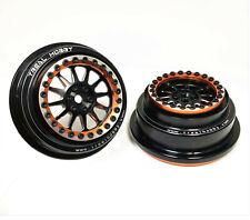 Treal Aluminum Beadlock Wheel Rims(2): Unlimited Desert Racer UDR