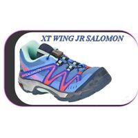 Chaussures De Course Running Jr Salomon Xt Wings..K  Référence : enfantjnr