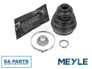 Bellow Set, drive shaft for AUDI SEAT SKODA MEYLE 100 498 0132