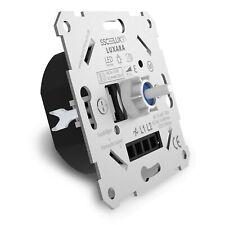 Universal Drehdimmer Dimmschalter LUXARA für dimmbare LED 3-150W Stift Ø 4mm/6mm
