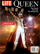LIFE Special 2018, Queen, The Music, The Life, The Rhapsody, New/Sealed, Cover 1